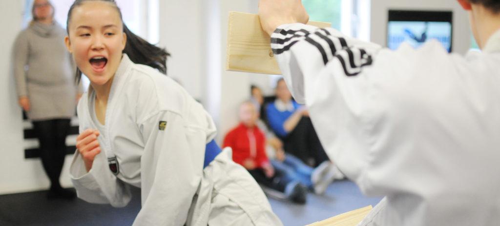 Taekwondo (Taekwando) - Skellefteå